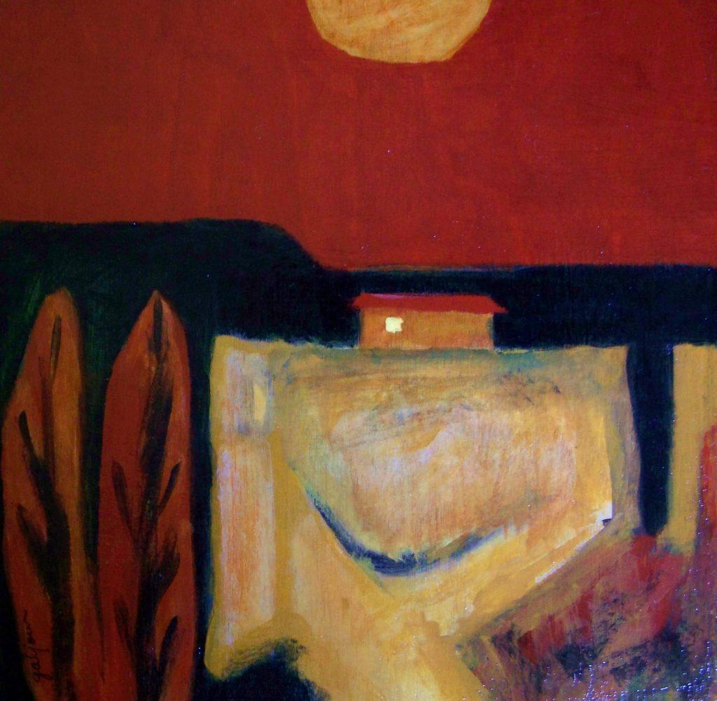 Sedona Moon #2