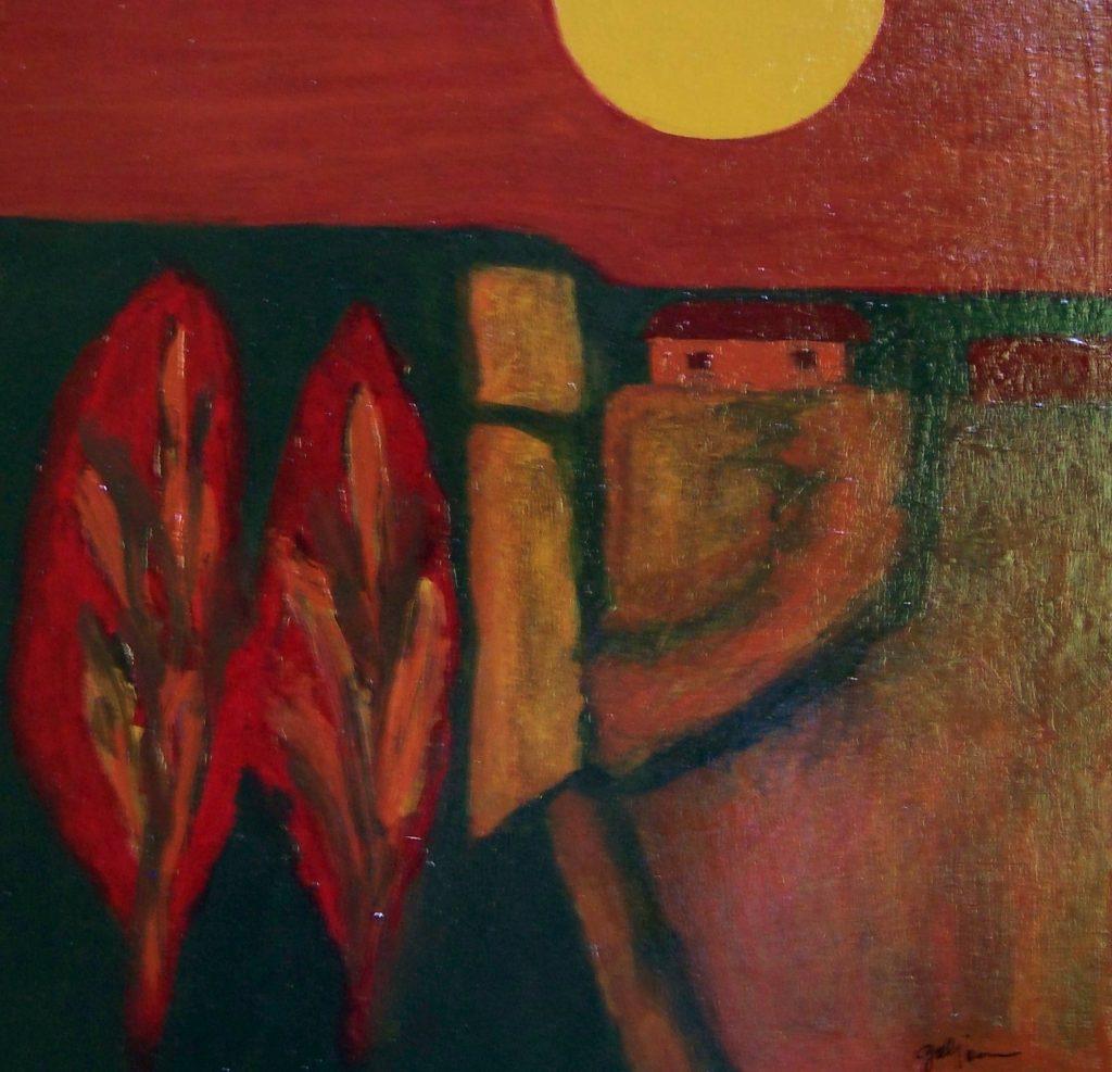 Sedona Moon #4
